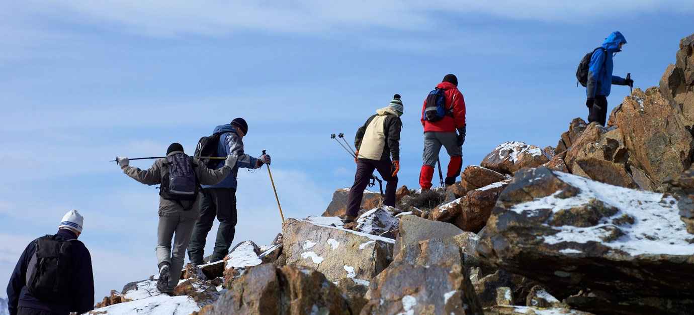 5 Days Mt Kenya Climbing Adventure Trip Sirimon route
