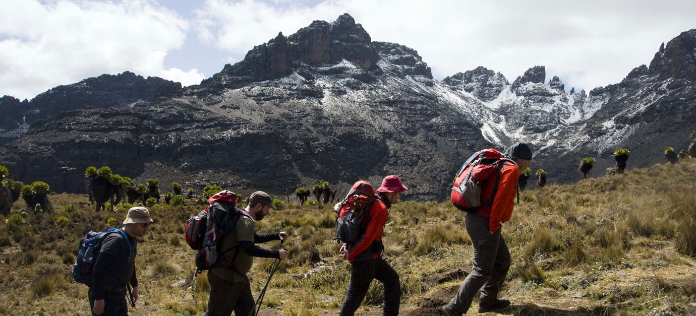4 Days (3 Nights) Mt. Kenya Narumoru Route