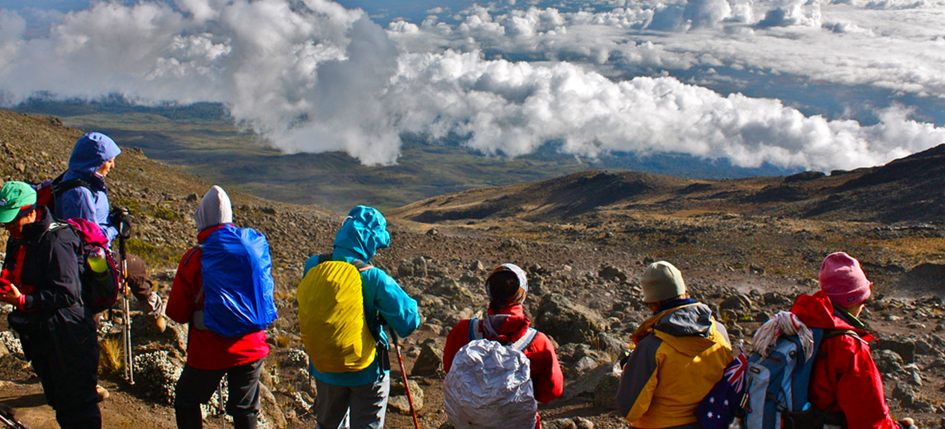 6 Days Mt Kilimanjaro Climbing Safari – Rongai Route
